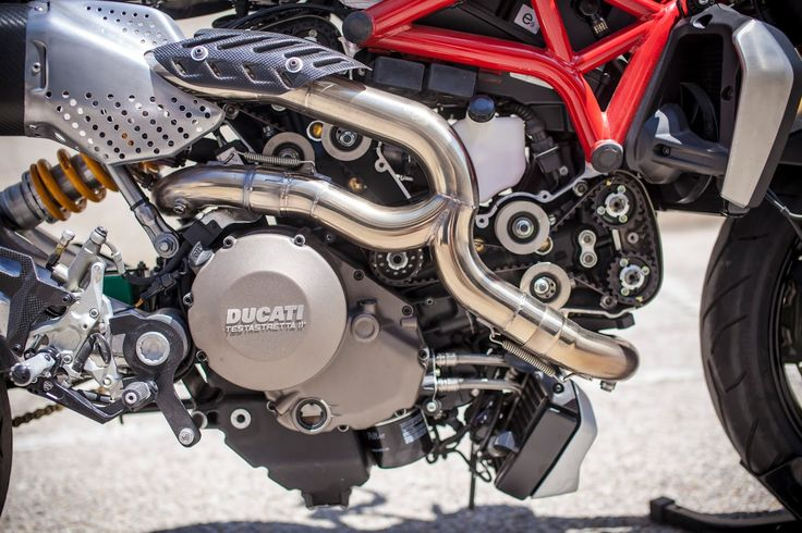 "Racing Cafè: Ducati Monster 1200 S ""Siluro"" by XTR PEPO"
