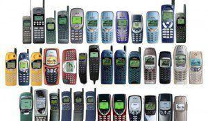 I 4 vecchi telefoni cellulari che valgono una fortuna