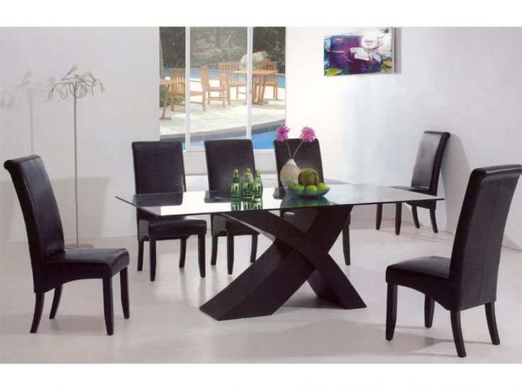 dining room great concept glass dining table. Dining Room Contemporary Table And Chairs How To Make The Best Choice Of Your Great Concept Glass G