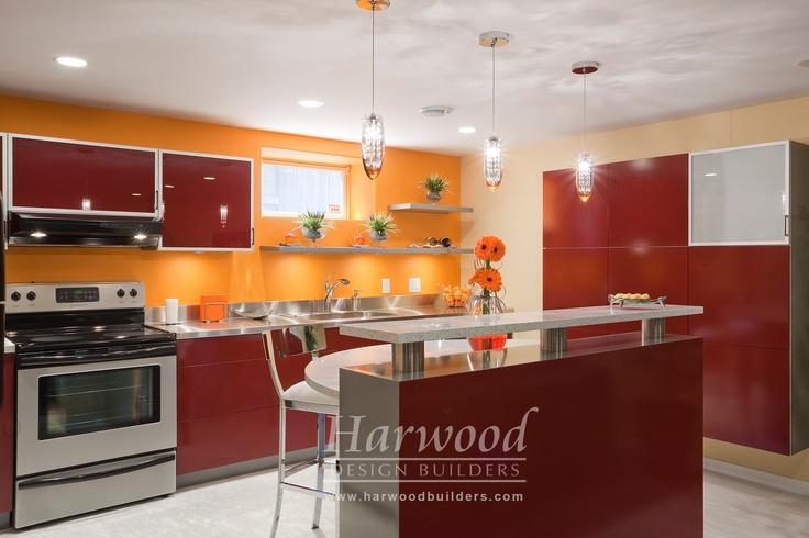 Harwood Design Builders - Norcross Basement