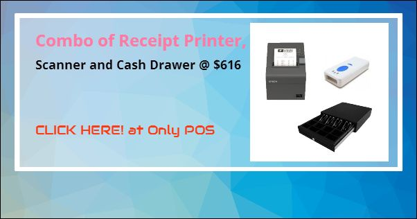 Bundle - Epson Ethernet TMT88II Nexa CD Bluetooth Scanner Nexa Cash Drawer of Nexa  http://bit.ly/1ljIa8P
