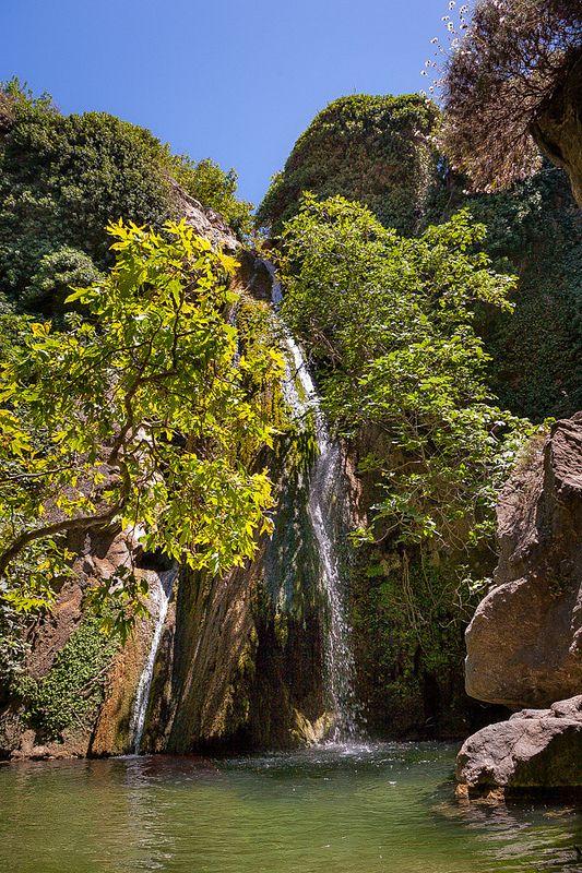 Richtis Gorge, near Sitia, Crete, Greece  Greece  Pinterest