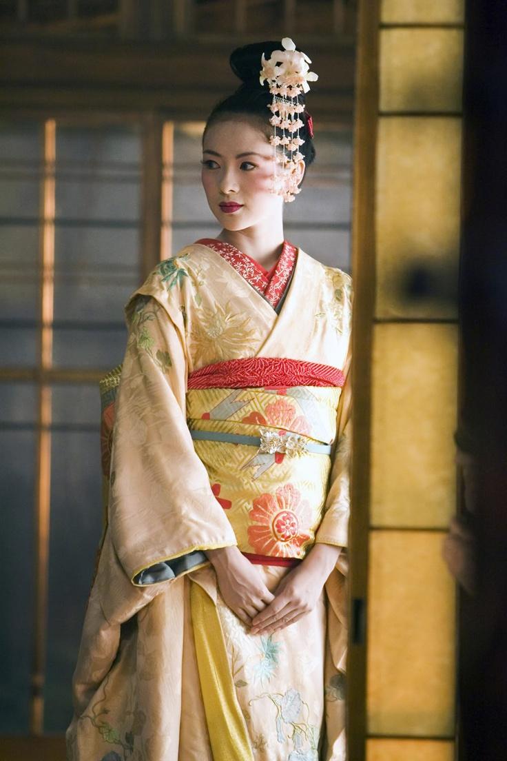 Memoirs of a Geisha                                                                                                                                                                                 Plus