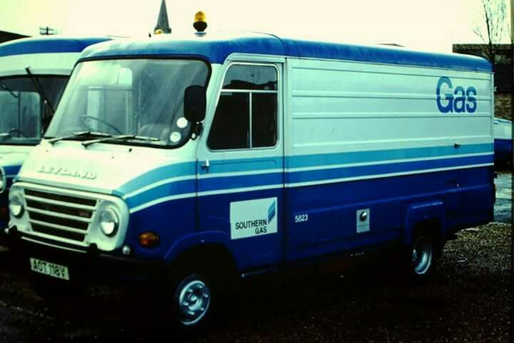 1980 Leyland EA LWB Southern Gas Emergency Engineering Van