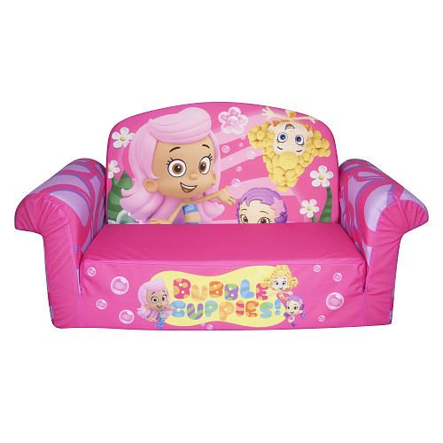 "Marshmallow - Flip Open Sofa - Bubble Guppies - Spin Master - Toys ""R"" Us"