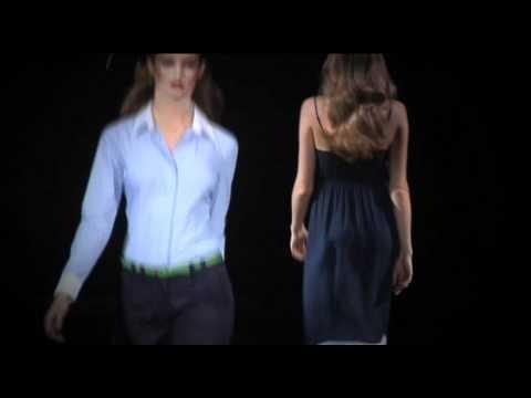Man & Woman by Peter Morrissey runway show!