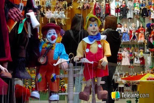 Marionetas de República Checa
