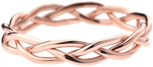 Aldine Band- this beautifully reminds me of the crown of thorns. And would also be a beautiful stack ring!