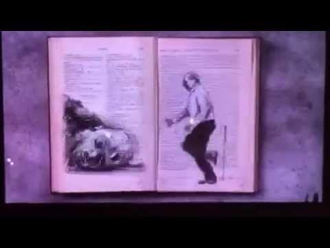William Kentridge film Flip Book #SouthAfrica #Art