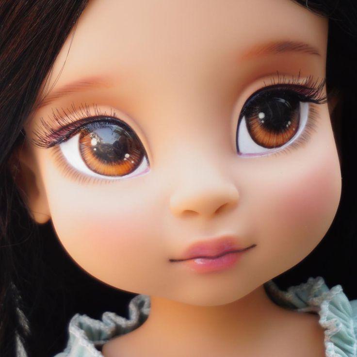 Jasmine Disney Animators Doll