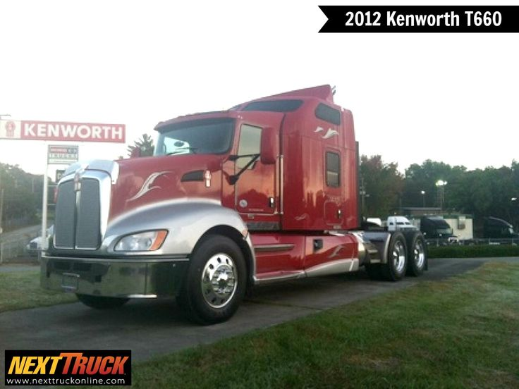 59 Best Images About Kenworth On Pinterest