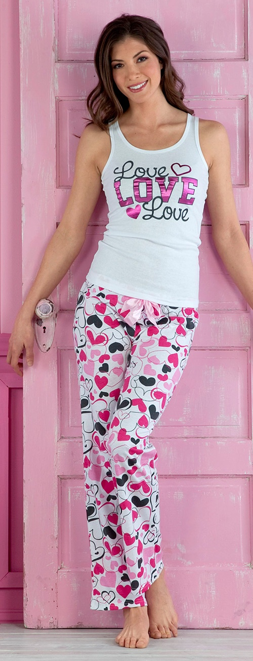 comfy pj's are a great gift from gordmans!