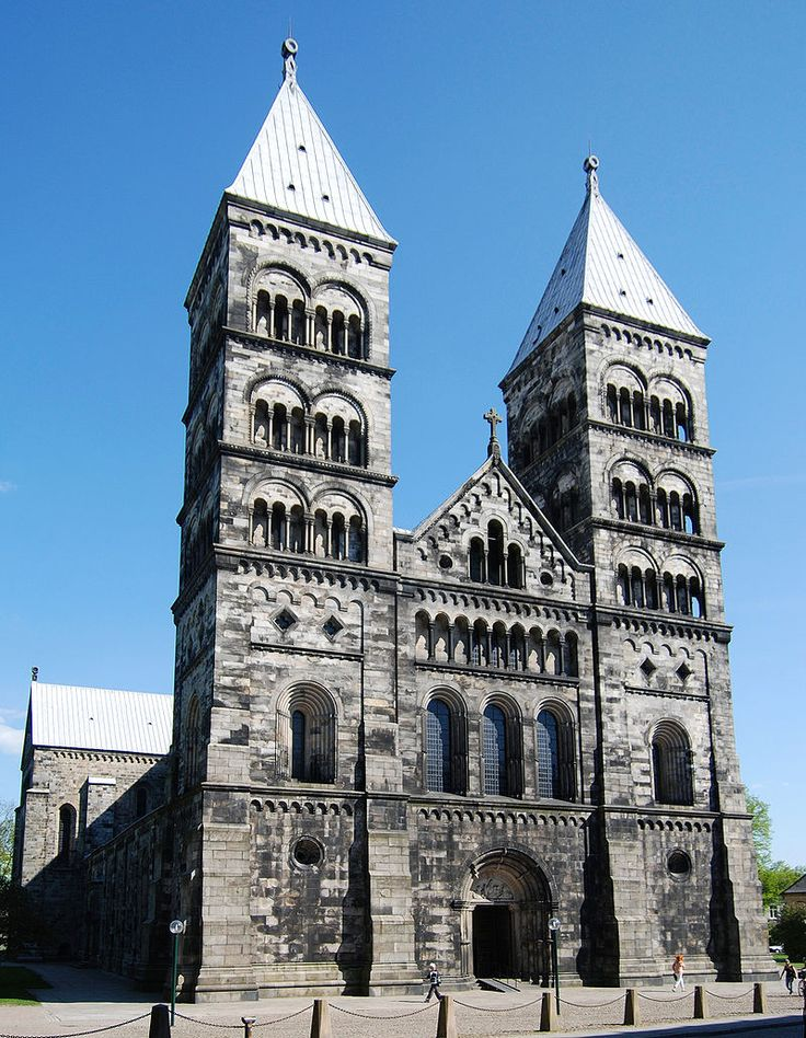 SWEDEN; Lund Cathedral                                                                                                                                                     More