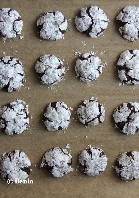 Potrójnie czekoladowe bezowe krówki