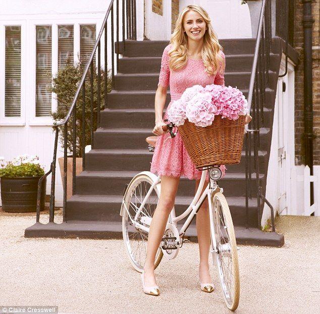 Pink lace dress, £37.50, asos.com. Slingbacks, £45, office.co.uk. Angora sweater, £49, cosstores.com. Pencil skirt, £14, asos.com. Bow belt, £39, Fenwick, 0207 629 9161. Court shoes, £105, kurtgeiger.com