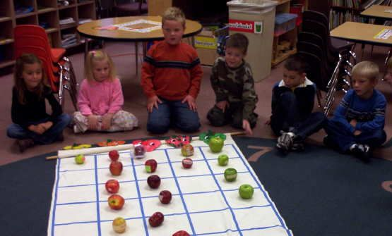 ALL KINDS OF GRAPHING IDEAS: Kidscount1234.com - Shari Sloane - Educational Consultant