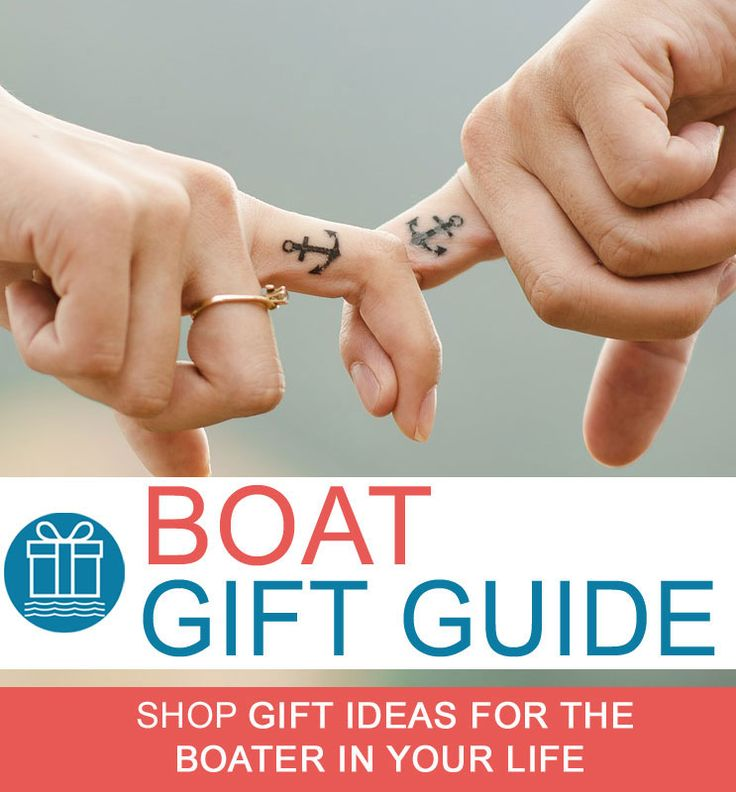 Find the perfect gift for anyone who loves the boating lifestyle. Hand-picked selection of boat accessories and nautical inspired gift ideas that are ideal for any boater or water enthusiast.