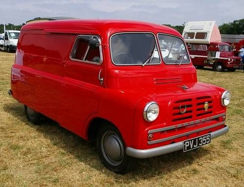 1957 Bedford CA Van For Sale by Auction