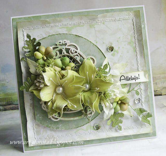 Galeria Papieru: Lilie polne