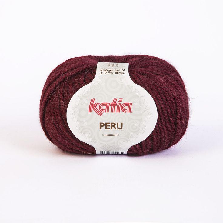 PERU yarn of Autumn / Winter from Katia