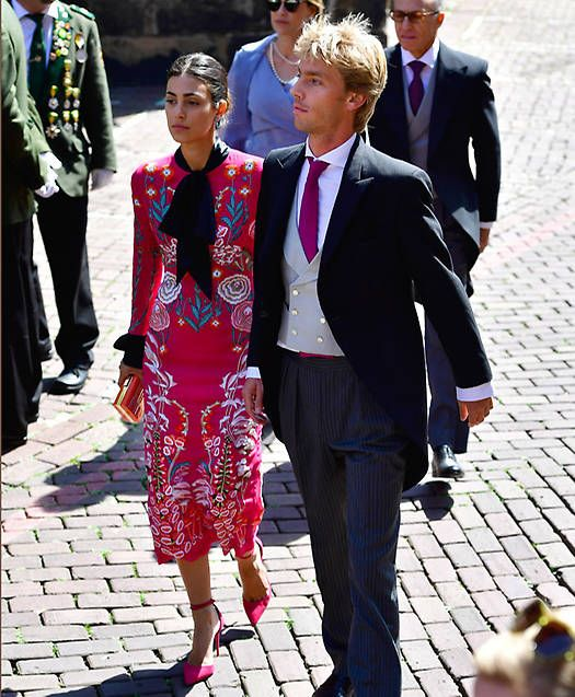 Mariage du prince Ernst August de Hanovre : les invités - Noblesse & Royautés