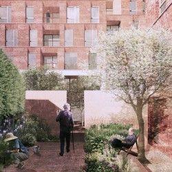 Duggan Morris . HAMPSTEAD GREEN . London (4)