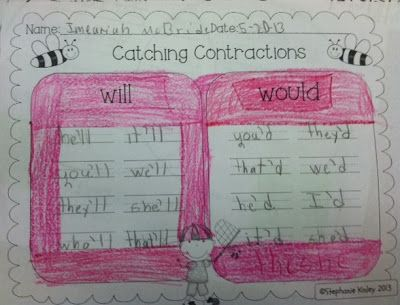 contractions examples