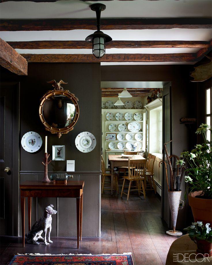 Hudson River Valley Home Renovations - Bill Burback and Peter Hofmann Hudson Valley Home