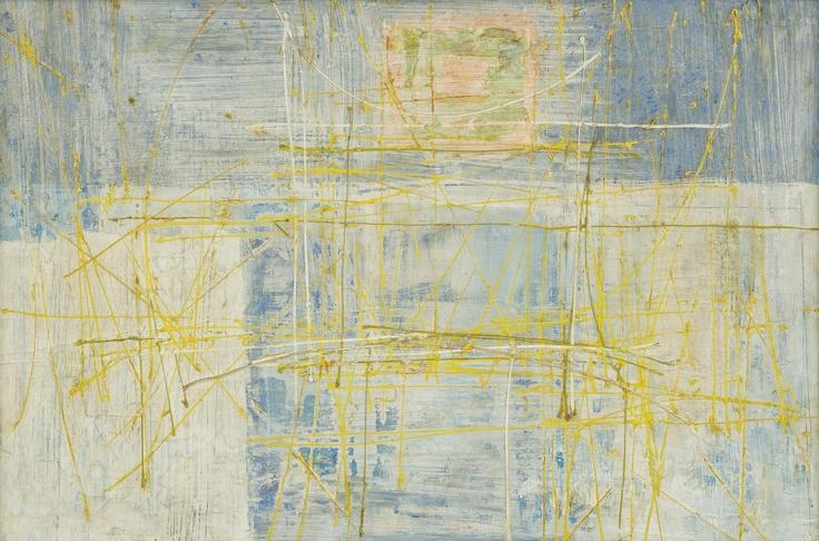 'Cantera I' (1953) by Fernando Zobel