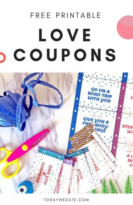 Diy gifts for christmas for boyfriend love coupons 61 Ideas