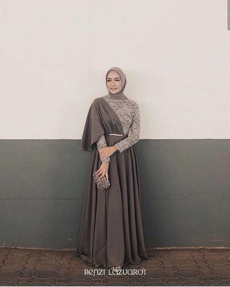 Inspirasi Gaun Kebaya Muslimah Di Instagram Inspired By