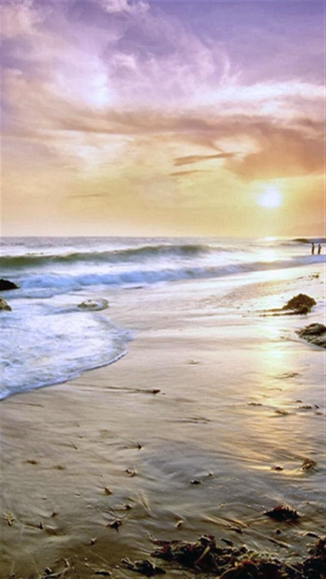 Zuma Beach, California, USA.
