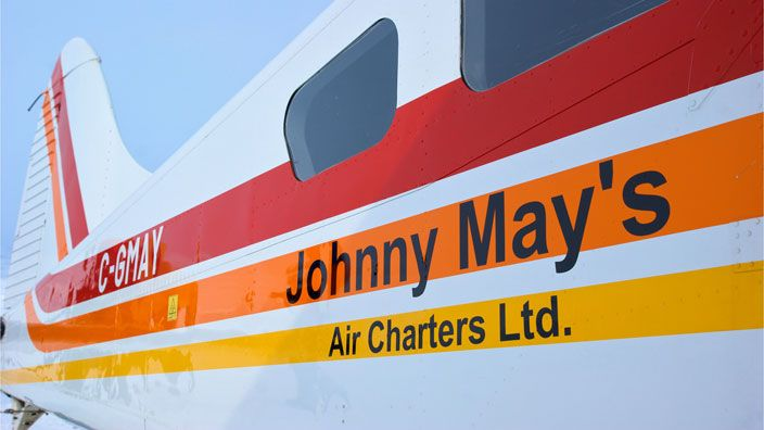 The Wings of Johnny May. This feature documentary shines a spotlight on Johnny May, the first Inuit bush pilot in Nunavik—and a legend among his people. During the 34,000 hours of flight time ...