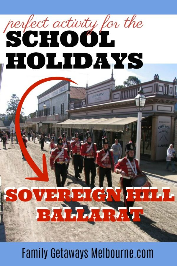 Visiting Sovereign Hill at any time of the year is a great day trip from melbourne but doing it in Winter is even better. Don't miss out on Christmas in July at Sovereign Hill. For more information, click the image and follow the link to the Winter Wonder Lights at Sovereign Hill.