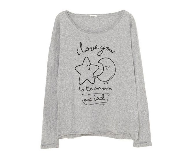 2013__Oysho, pijama, Mr Wonderful