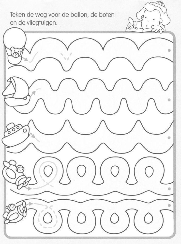 transportation worksheet for kids (2)  |   Crafts and Worksheets for Preschool,Toddler and Kindergarten