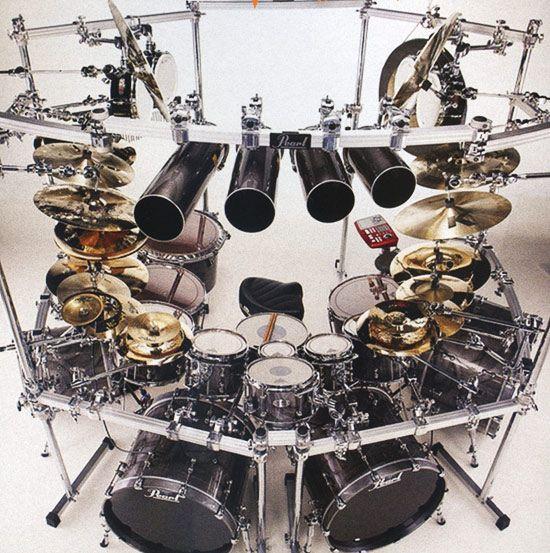 Drummerworld: Mike Mangini