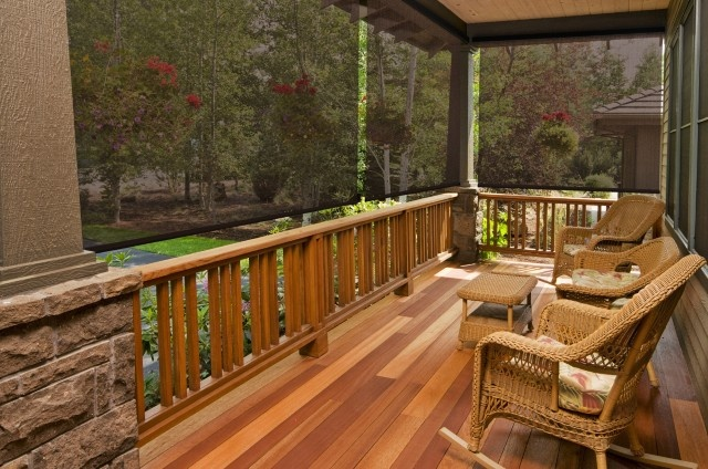 Exterior Solar Shades Are A Great Accompaniment For