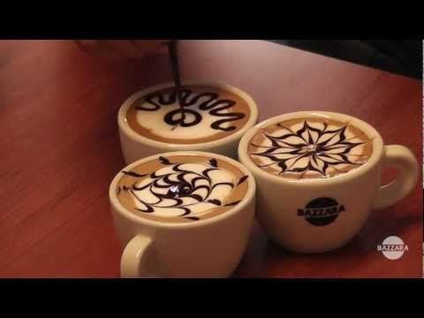 Préparez et décorez votre latte sans machine à espresso! • Quebec echantillons gratuits