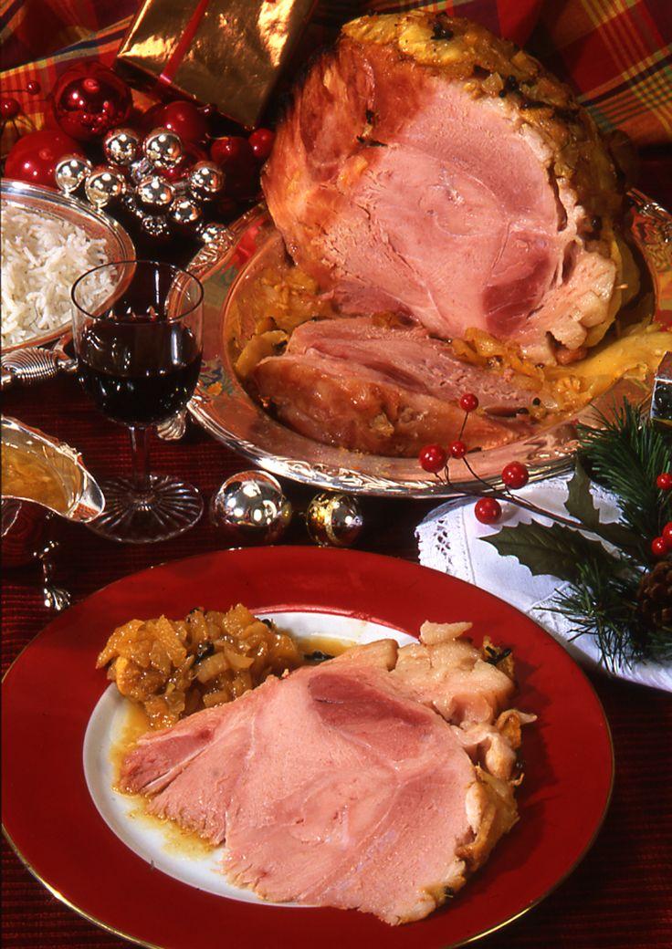 Recette de Jambon de Noël