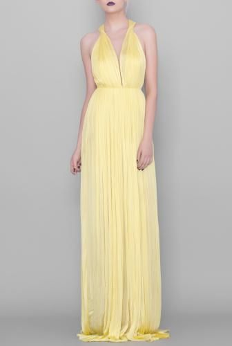 Loxie gown