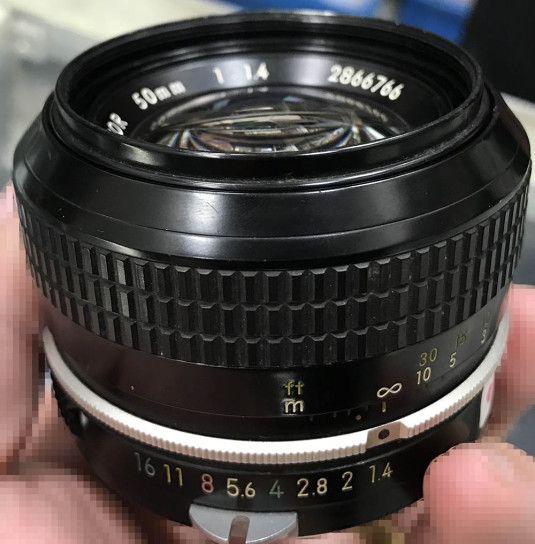 Repair Nikkor 200mm F 4 K Ai Repair