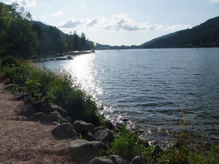 Lac de #Gerardmer