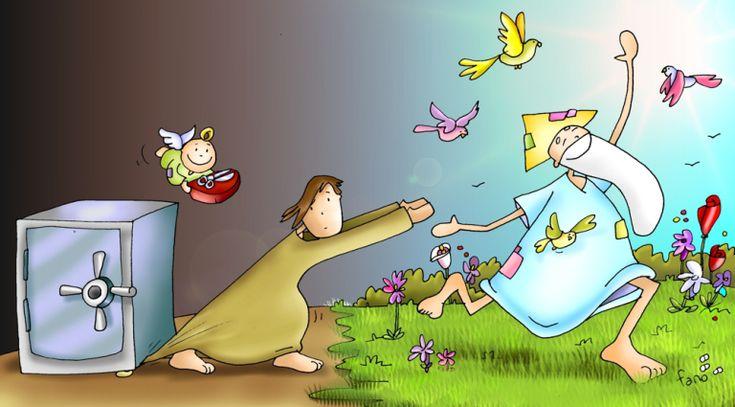 Preoccupati o affidati? – Buona domenica! – VIII Tempo Ordinario – Anno A