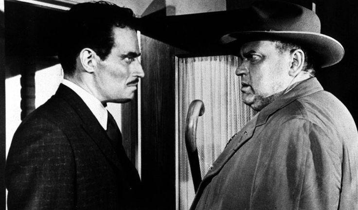 Critique de LA SOIF DU MAL, tour de magie d'Orson Welles