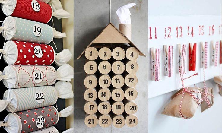 Dan före dan, före dan... 16 julkalendrar att göra själv | LAND.se