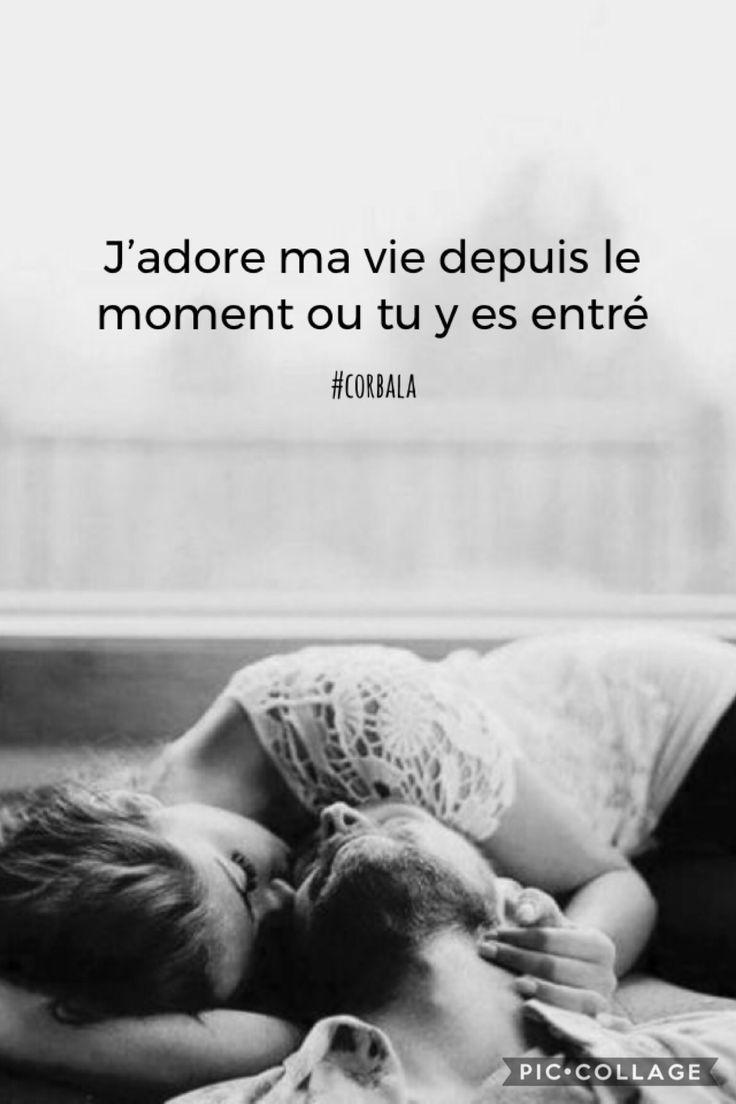 Tu Es Entré Dans Ma Vie : entré, J'adore, Depuis, Moment, Enter, #corbala, #adore, #moment, #french, @rana_hey, Moment,, Adorable,, Astro