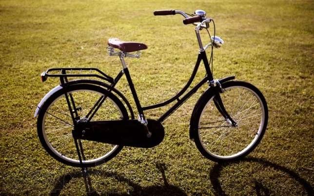 Настоящий новый голландский женский велосипед в Санкт-Петербурге - slando