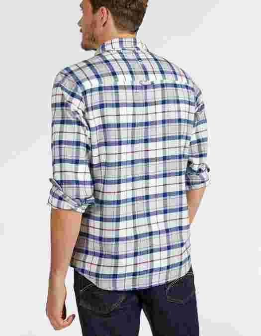 Main image showing Classic Fit Ashington Check Shirt