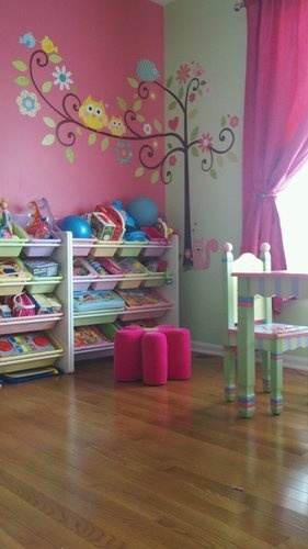 Girls, Target and Little girl rooms on Pinterest